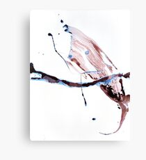 Oil and Water #18 Canvas Print