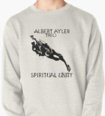 Sudadera sin capucha Albert Ayler Trio - Spiritual Unity 1964 Free Jazz