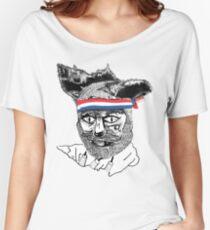 Crack Fox Women's Relaxed Fit T-Shirt