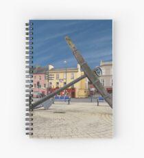Bantry Town County Cork, Ireland Spiral Notebook