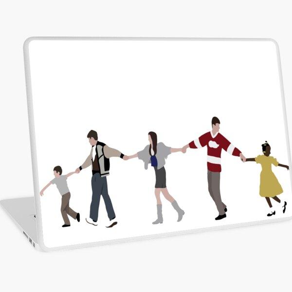 Ferris Bueller Chain Laptop Skin