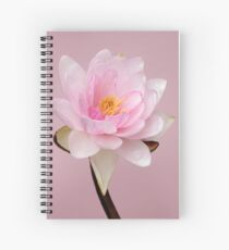 Waterlily Spiral Notebook
