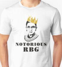 Die berüchtigte R.B.G Slim Fit T-Shirt