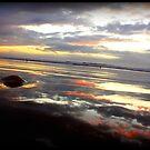 Beachside Reflections by VegasAngel