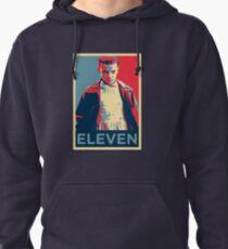 Sudadera con capucha Stranger Things Eleven