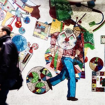 Tottenham Court Road Tube Station by AntSmith