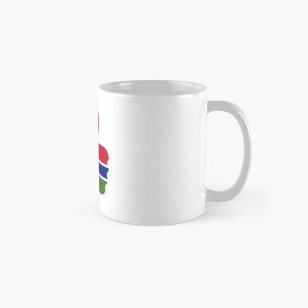 Flag Thumb of the Gambia Classic Mug