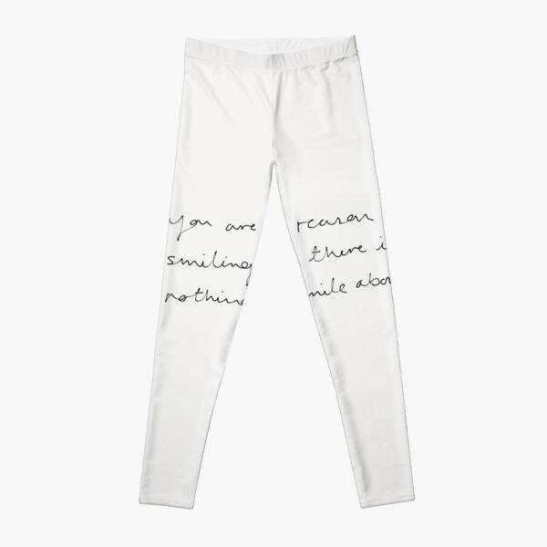 The Font Bottoms- Peach Leggings