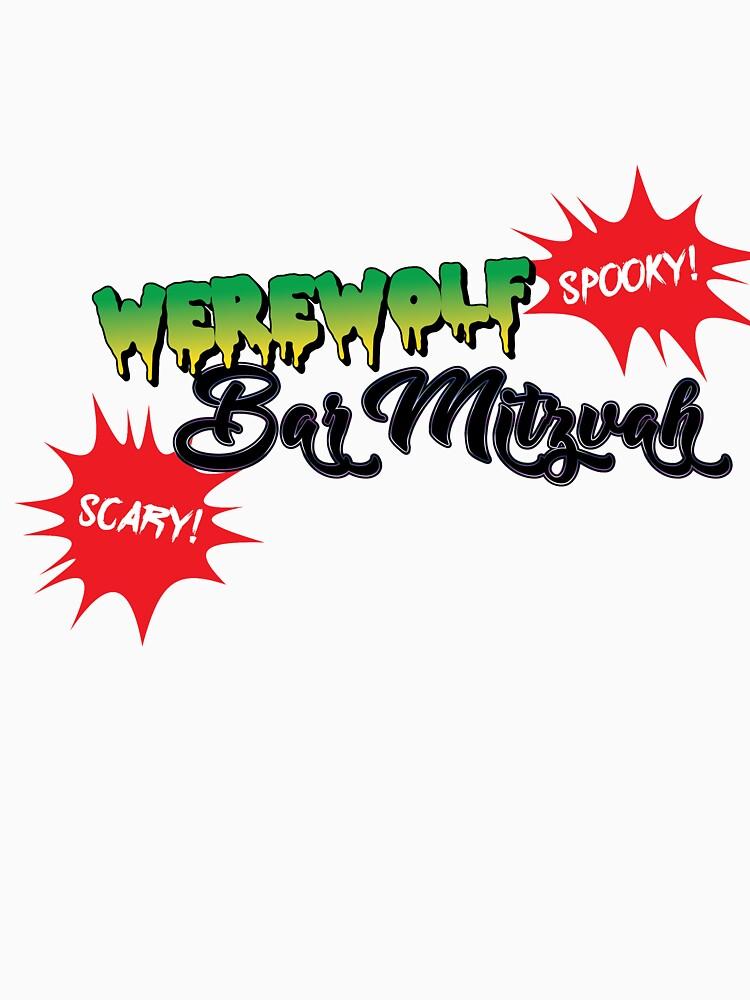 Werewolf Bar Mitzvah! by attractivedecoy