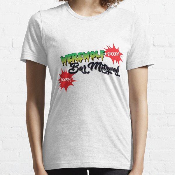Werewolf Bar Mitzvah! Essential T-Shirt