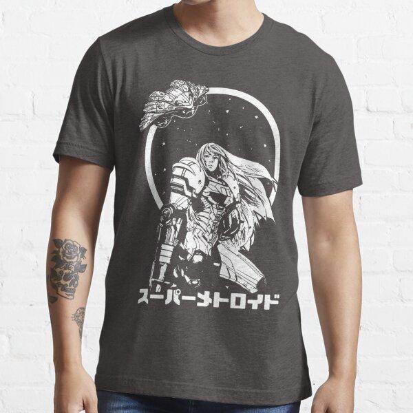 SAMUS ARAN T-shirt essentiel