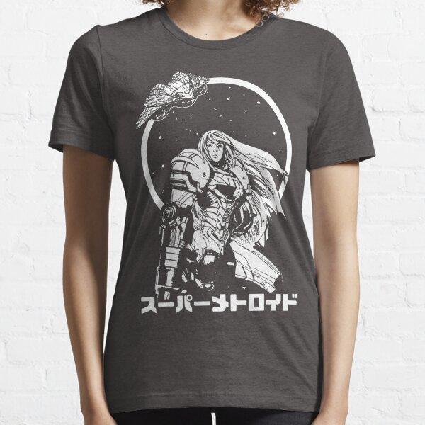 SAMUS ARAN Essential T-Shirt