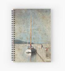 Yacht Spiral Notebook