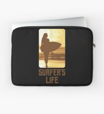 Surfer life Laptop Sleeve