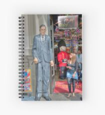 Believe it or Not: Ripley's, London. Spiral Notebook