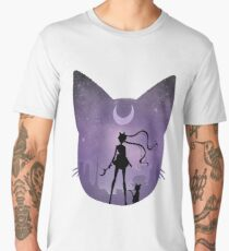 Sailor Moon Space Men's Premium T-Shirt