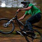 Yeti 2010 Dirt Jumper by Andrew Dunwoody
