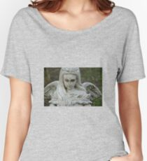 STONE WINGS Women's Relaxed Fit T-Shirt