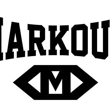 Markout (Black) by wrasslebox
