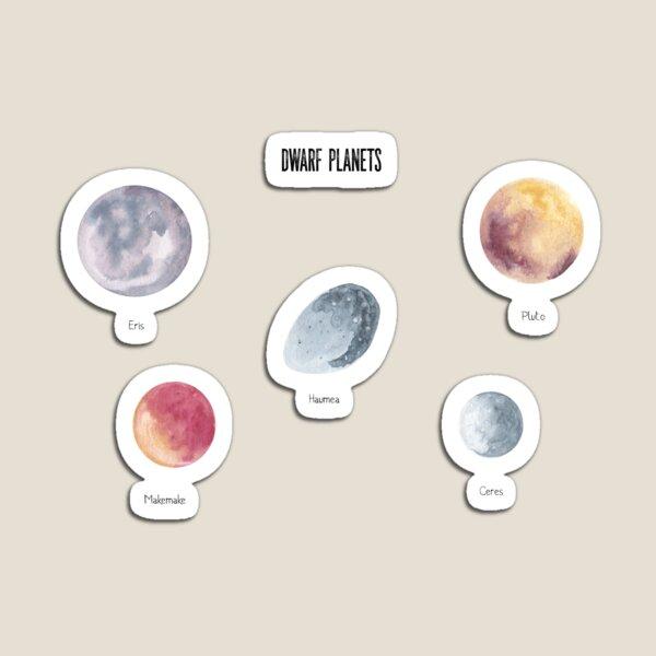 Planetas enanos Imán