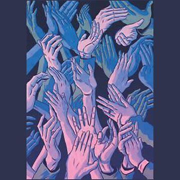Estética de mano 1 de GuyBlank