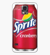 Sprite Cranberry kann Hülle & Klebefolie für Samsung Galaxy