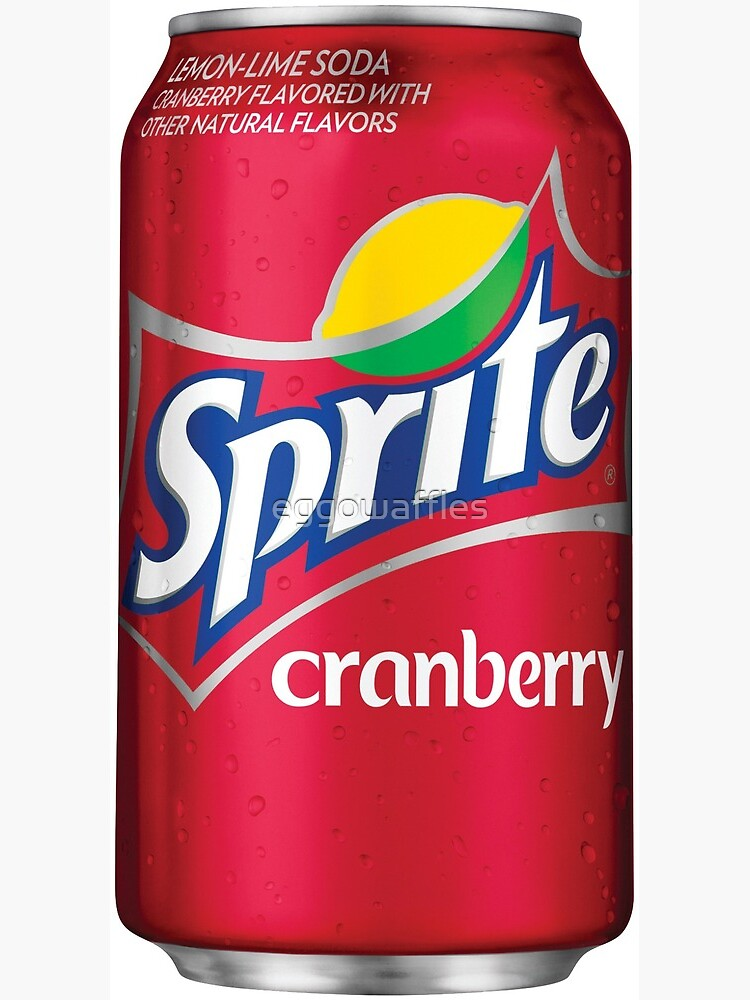 """Sprite cranberry can"""" Greeting Card by eggowaffles 