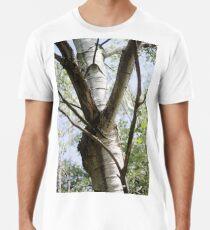 Graceful Birch Men's Premium T-Shirt