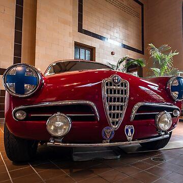 Alpha Romeo Milano by barkeypf