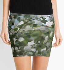 Shimmering Poplar Mini Skirt
