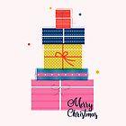 Pile of Weihnachtsgeschenke von ShowMeMars