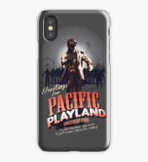 Greetings From Zombies! iPhone Case/Skin