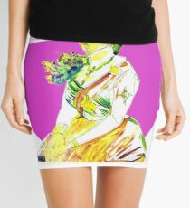 GOD SAVE THE QUEENS! Mini Skirt