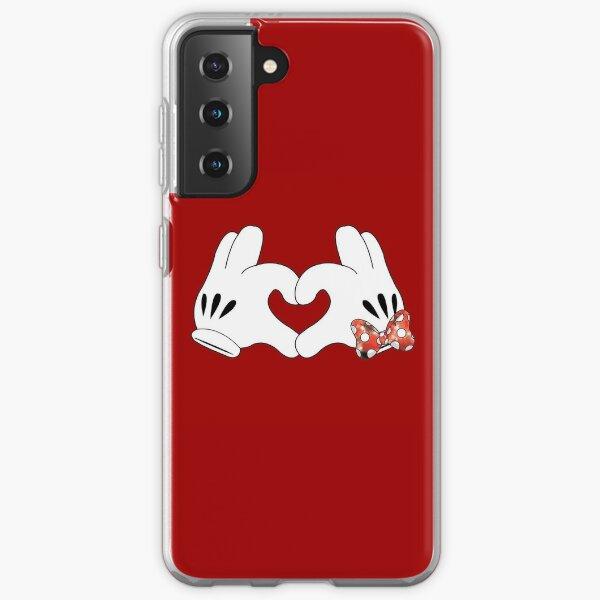 love hand Samsung Galaxy Soft Case