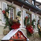 Teddy Bears lover's Christmas decoration by bubblehex08