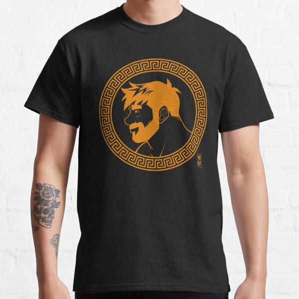 ADAM LIKES GREECE Classic T-Shirt