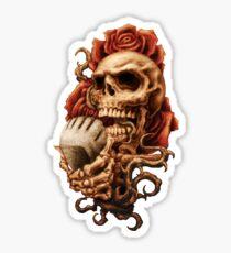 Music Never Dies Sticker