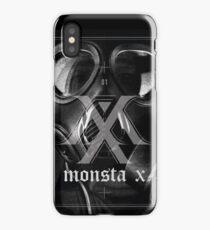 Monsta X Album Logo iPhone Case/Skin