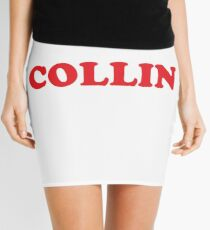 Vote For Collin! - Campaign Tee Mini Skirt