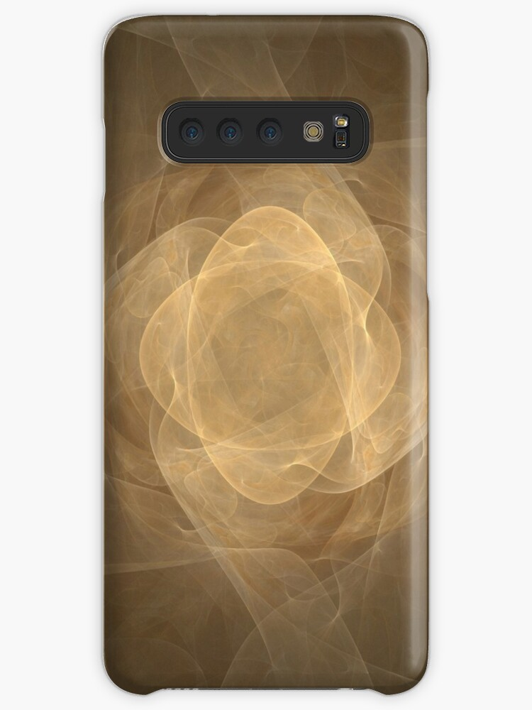 'Fractal Views-160322-120' Hülle & Klebefolie für Samsung Galaxy von pASob-dESIGN