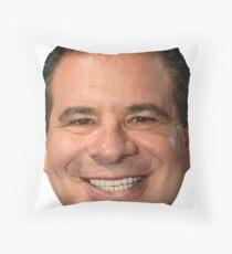 Phil Swift Flex Tape Head Face Throw Pillow