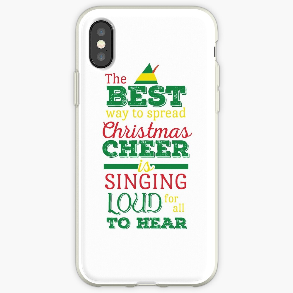 Christmas Cheer iPhone Case & Cover