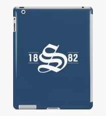SPURS 1882 iPad Case/Skin