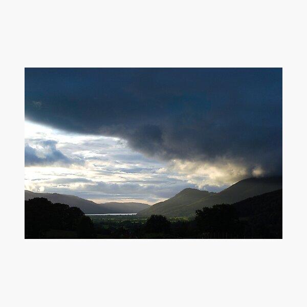 Derwentwater Views Photographic Print