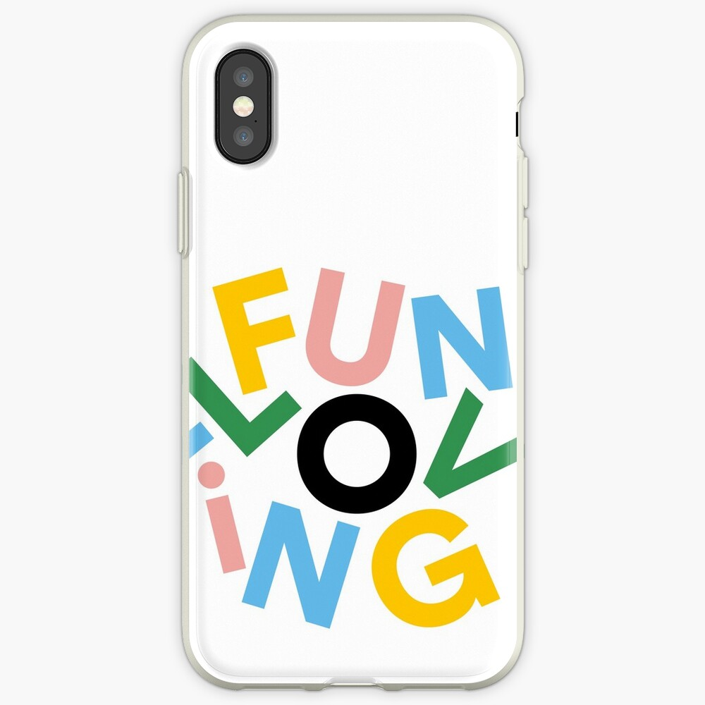 have a giggle iPhone Case & Cover
