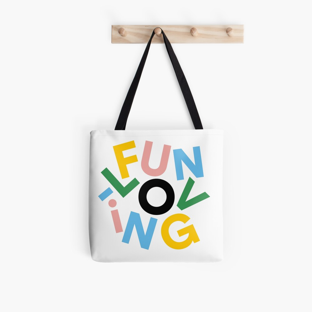 have a giggle Tote Bag