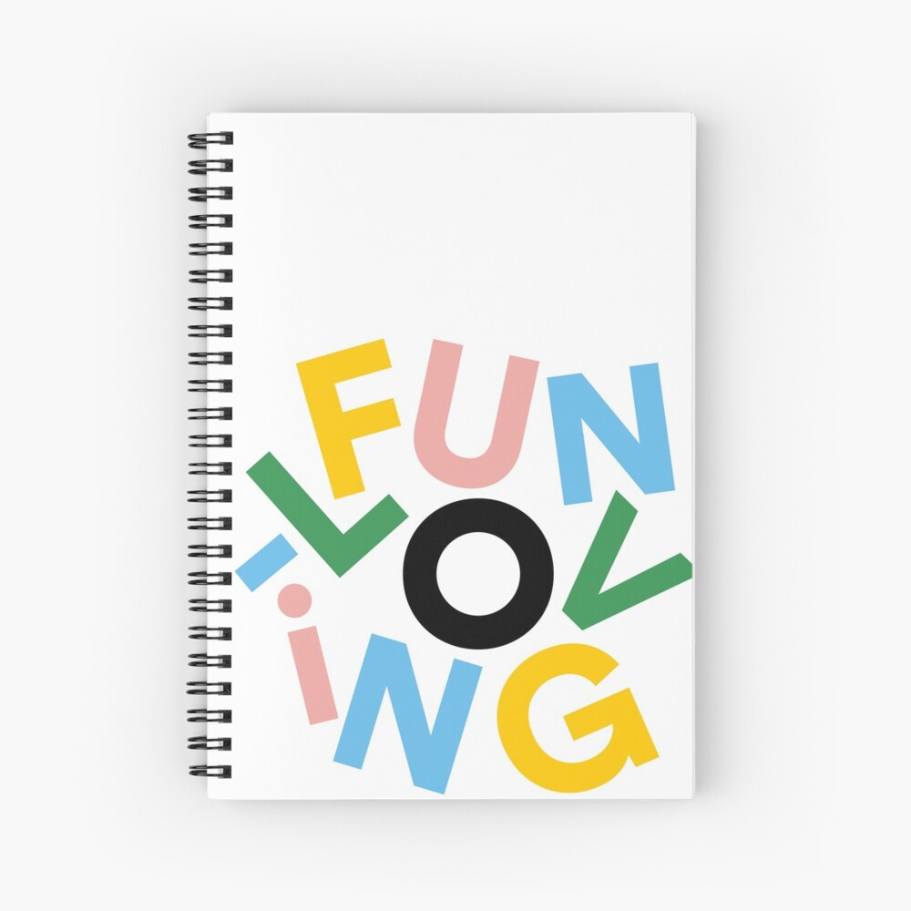 have a giggle Spiral Notebook