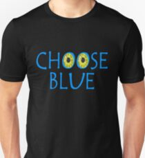 Avatar Choose Blue Smile T-Shirt
