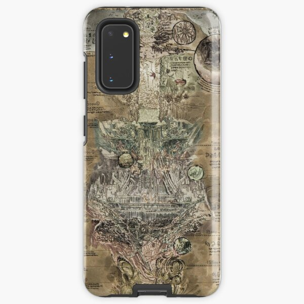 Made in abyss Samsung Galaxy Tough Case