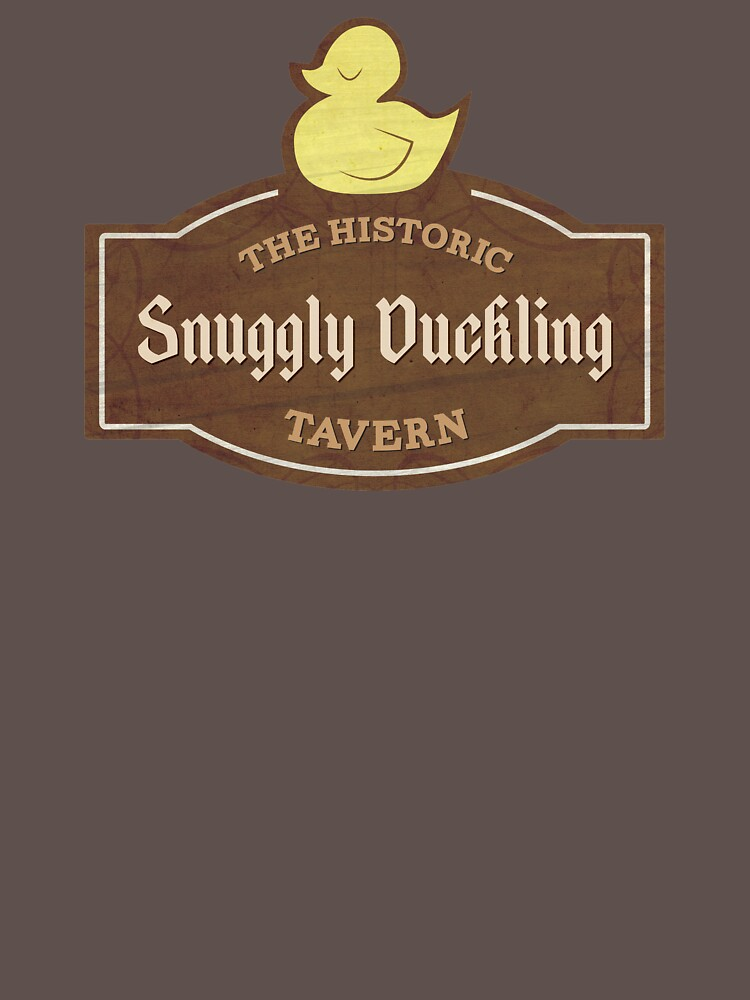 The Snuggly Duckling | Unisex T-Shirt